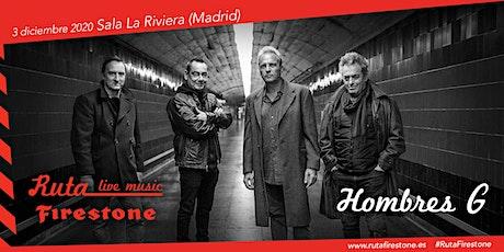 Hombres G en Madrid entradas