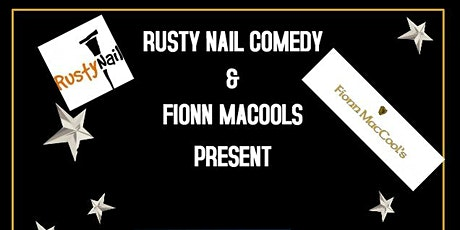 Comedy at Fionn MacCool's Kitchener ft. Pat MacDonald tickets