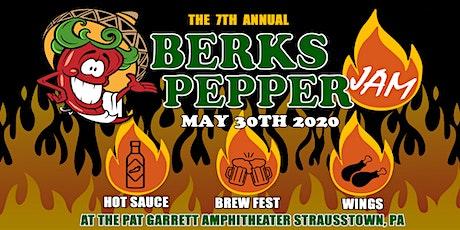 Berks Pepper Jam tickets