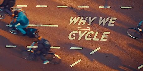 Projection -débat : Why we cycle  ( Pourquoi roulons-nous à vélo ?) billets