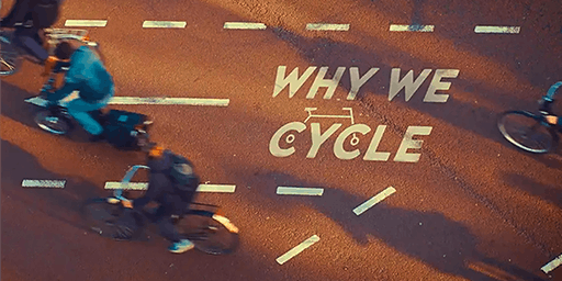 Projection -débat : Why we cycle  ( Pourquoi roulons-nous à vélo ?)