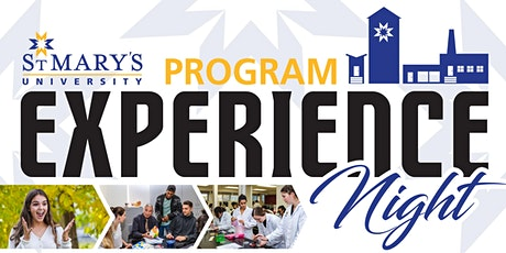 St. Mary's University Program Experience Night tickets
