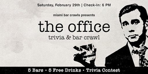The Office Trivia & Bar Crawl in Miami