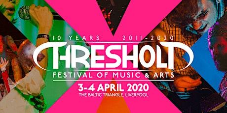 Threshold Festival of Music & Arts 2020 tickets