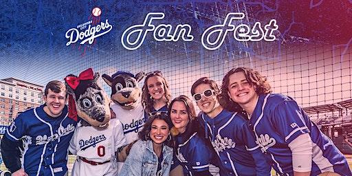 OKC Dodgers Fan Fest