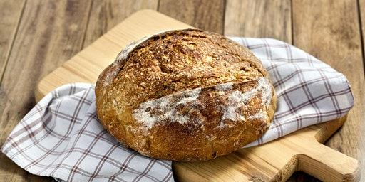 Riverwalk Brewing Spent Grain Bread Making Class
