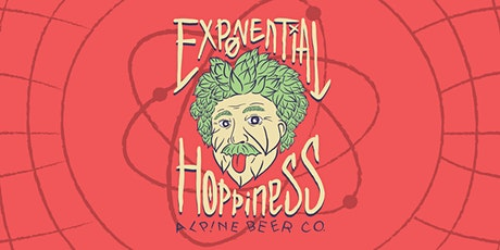 Alpine Beer Company Exponential Hoppiness Beer Release tickets