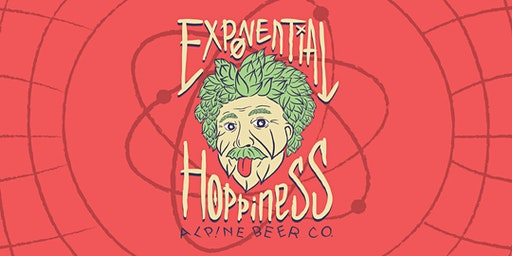 Alpine Beer Company Exponential Hoppiness Beer Release