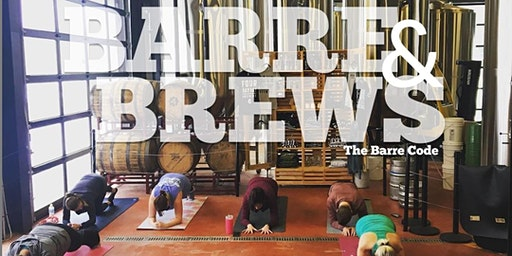 FREE Barre Class at Fat Heads Brewery!!