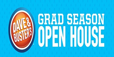 Dave & Buster's Louisville Education Open House