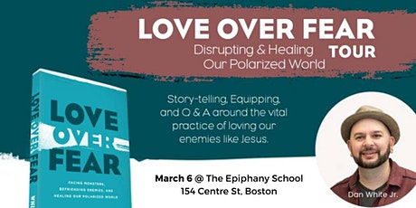 Love Over Fear Workshop tickets