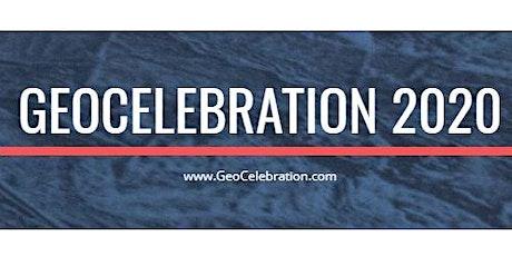 GeoCelebration 2020 tickets