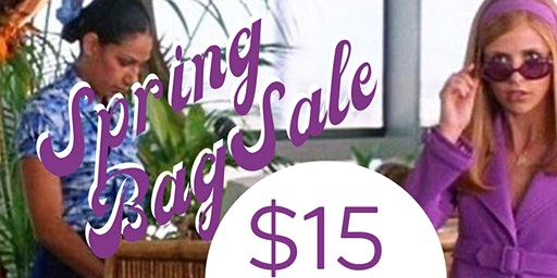What To Wear -Spring Bag Sale!