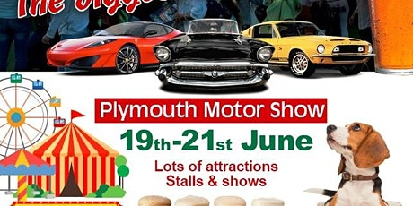 Plymouth Motor Show 2020 tickets
