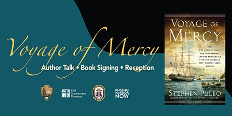 Voyage of Mercy: Book Launch tickets