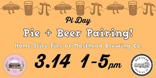 π Pi Day Pie + Beer Pairing π: Home Slice Pies x Masthead