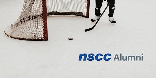 Hockey Night with NSCC Alumni in Halifax