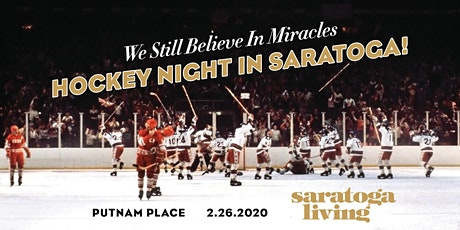 Saratoga Celebrates: Miracle on Ice! tickets