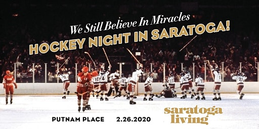 Saratoga Celebrates: Miracle on Ice!