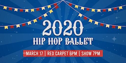 2020 HIP HOP BALLET