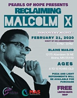 Reclaiming Malcolm X - Discovery Night