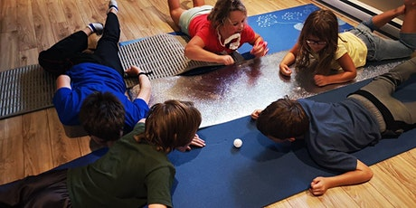 Kids Community Yoga @ The HUB Community Space tickets