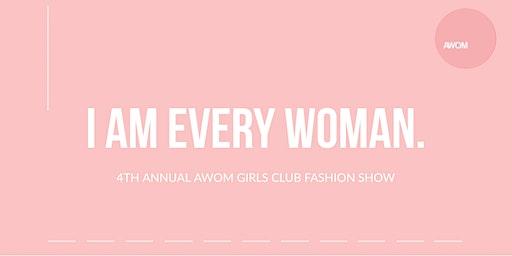 AWOM GIRLS CLUB FASHION SHOW