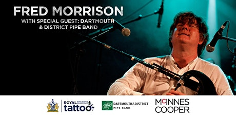 Fred Morrison - Canadian Maritime Tour (Dartmouth) tickets