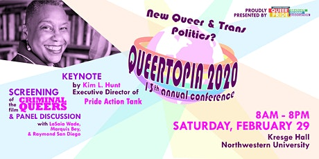 QUEERTOPIA 2020: New Queer & Trans Politics? tickets