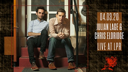 Julian Lage & Chris Eldridge tickets