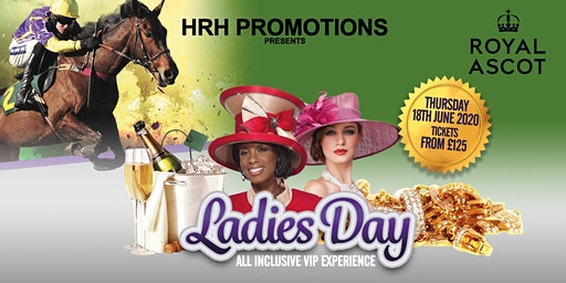The Royal Ascot Ladies Day 2020