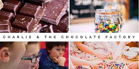 ★ Roald Dahl: Charlie and the Chocolate Factory Themed Easter Art! 14th Apr tickets