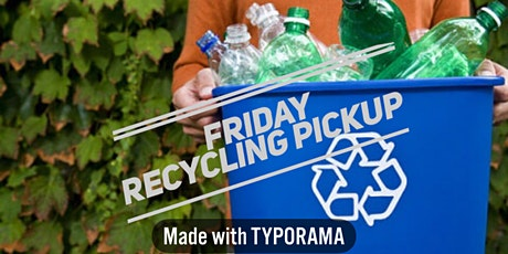 Community Service:  Friday Recycling Pickup NeoCity Students Only tickets