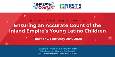Ensuring an Accurate Count of the Inland Empire's Latino Young Children for Census 2020