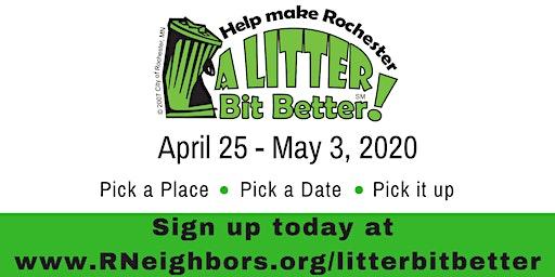 Litter Bit Better 2020 NW
