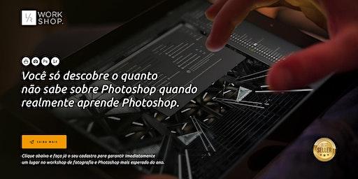 """WS Photoshop Profissional """"Primeira Classe"""" em Belo Horizonte"""