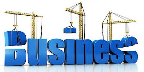 The Master Builder Business Workshop 101 tickets