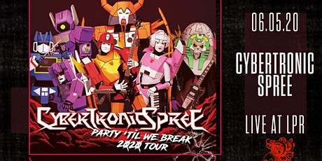 *Postponed* The Cybertronic Spree with MC Chris tickets