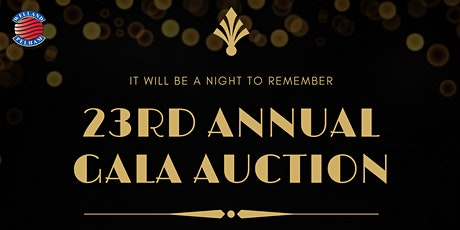 23rd Annual Gala Auction tickets
