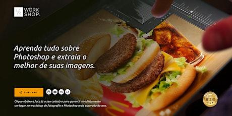 """WS Photoshop Profissional """"Primeira Classe"""" no Rio de Janeiro ingressos"""