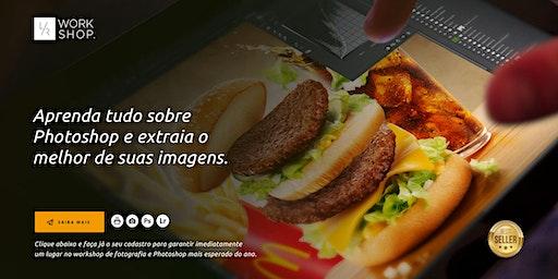 """WS Photoshop Profissional """"Primeira Classe"""" no Rio de Janeiro"""