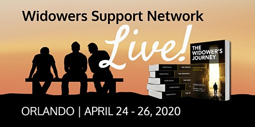 Widower's Support Network - LIVE!