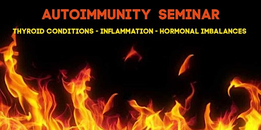 A Holistic Approach to Inflammation & Autoimmune Disorders