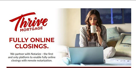 Understanding Remote Online Notary - What does this mean for your closings? tickets