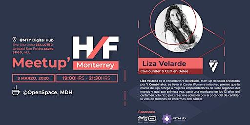 Hackers/Founders - Monterrey, Vol. 1