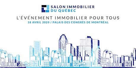 Salon immobilier du Québec billets