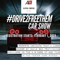 #DRIVE2FREETHEM CAR SHOW