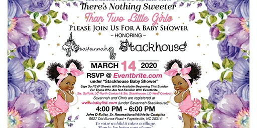 Stackhouse Baby Shower