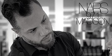 MAKEUP MASTERCLASS WITH MYKEN GARCIA hosted by NARS Cosmetics tickets