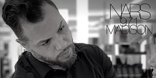 MAKEUP MASTERCLASS WITH MYKEN GARCIA hosted by NARS Cosmetics